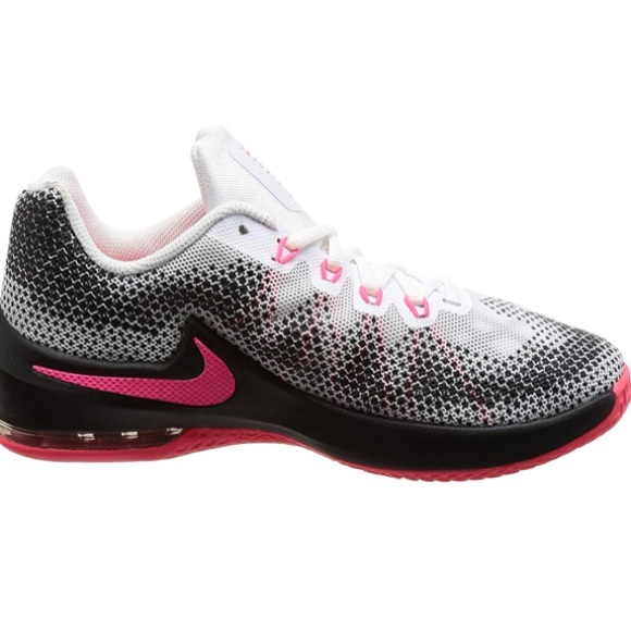 334f1c47c261 Nike Air Max Infuriate pink and black